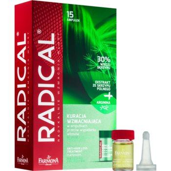 Farmona Radical Hair Loss tratament anti-cădere, pentru păr slăbit imagine 2021 notino.ro