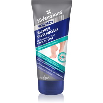 Farmona Nivelazione For Men anti-perspirant crema pentru picioare imagine 2021 notino.ro