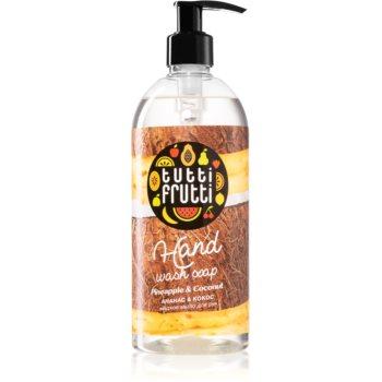 Farmona Tutti Frutti Pineapple & Coconut Săpun lichid pentru mâini imagine 2021 notino.ro