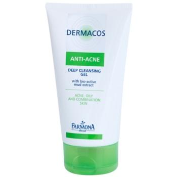 Farmona Dermacos Anti-Acne gel intens pentru curatare imagine 2021 notino.ro