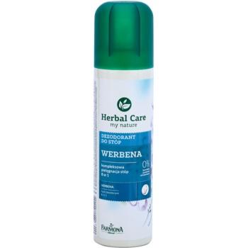 Farmona Herbal Care Verbena deodorant pentru picioare 8 in 1 imagine 2021 notino.ro