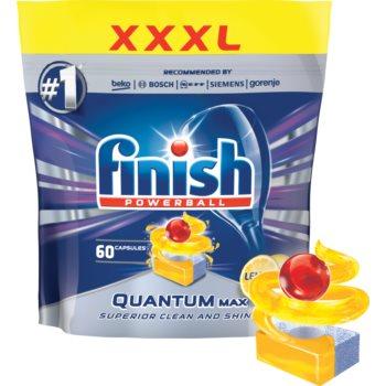 Finish Quantum Max Lemon tablete pentru mașina de spălat vase imagine 2021 notino.ro