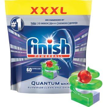 Finish Quantum Max Apple & Lime tablete pentru mașina de spălat vase imagine 2021 notino.ro