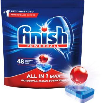 Finish Original tablete pentru mașina de spălat vase imagine 2021 notino.ro