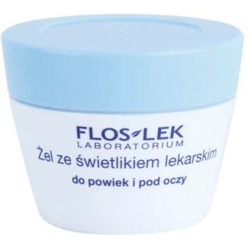 FlosLek Laboratorium Eye Care Gel pentru jurul ochilor cu unl luminator imagine 2021 notino.ro