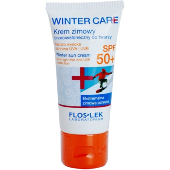FlosLek Laboratorium Winter Care crema protectoare iarna SPF 50+ imagine 2021 notino.ro