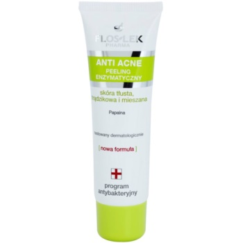FlosLek Pharma Anti Acne peeling enzimatic imagine 2021 notino.ro