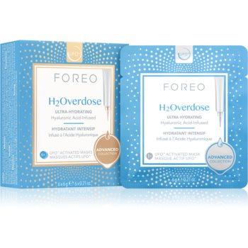 FOREO UFO™ H2Overdose mască hrănitoare și intens hidratantă notino.ro