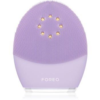 FOREO Luna™ 3 Plus dispozitiv sonic de curățare cu funcție termică și masaj ferm notino poza