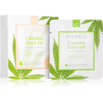 FOREO UFO™ Cannabis Seed Oil masca -efect calmant cu ulei de canepa imagine 2021 notino.ro