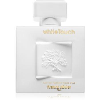 Franck Olivier White Touch Eau de Parfum pentru femei