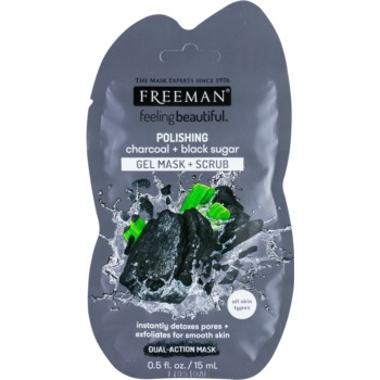 Freeman Feeling Beautiful masca e curatare si peeling pentru toate tipurile de ten imagine 2021 notino.ro
