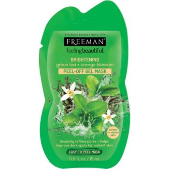 Freeman Feeling Beautiful masca gel exfolianta pentru piele normală și mixtă notino.ro