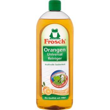 Frosch Universal Orange produs universal pentru curățare imagine 2021 notino.ro
