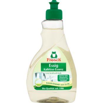 Frosch Vinegar Essence Limescale Remover produs pentru îndepărtarea calcarului imagine 2021 notino.ro
