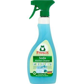 Frosch Kitchen Cleaner Soda produs de curățare pentru bucătărie spray imagine 2021 notino.ro