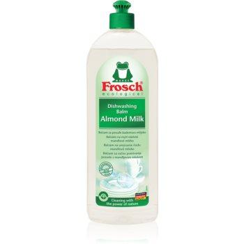 Frosch Mandlové mléko produs pentru spălarea vaselor imagine 2021 notino.ro