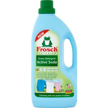 Frosch Power Detergent Active Soda produs pentru rufe imagine 2021 notino.ro