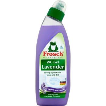 Frosch WC gel Lavender produse de curățare WC imagine 2021 notino.ro