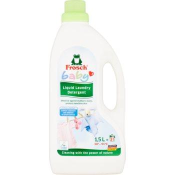 Frosch Baby Laundry Hypoallergenic produs pentru rufe imagine 2021 notino.ro