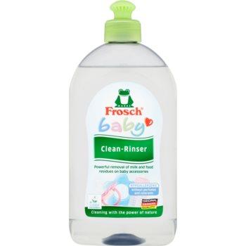 Frosch Baby Clean - Rinser produs igienic de curățare pentru articolele copiilor și suprafețele lavabile imagine 2021 notino.ro