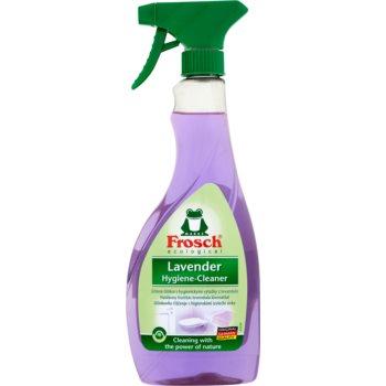 Frosch Hygiene Cleaner produs de curățare pentru baie spray imagine 2021 notino.ro