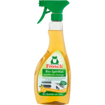 Frosch Bio-Spirit Multi-Surface Cleaner produs universal pentru curățare Spray imagine 2021 notino.ro