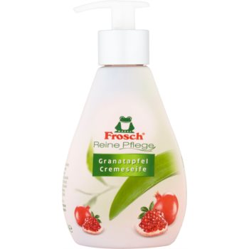 Frosch Creme Soap Pomegranate Săpun lichid pentru mâini imagine 2021 notino.ro