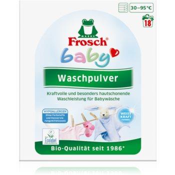 Frosch Baby Waschpulver detergent pentru rufe imagine 2021 notino.ro
