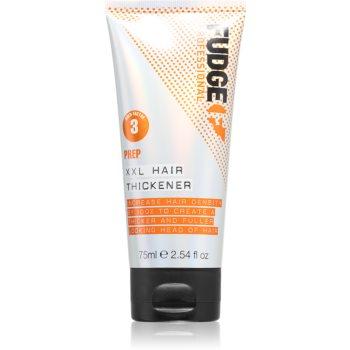 Fudge Prep XXL Hair Thickener crema styling pentru par lipsit de vitalitate imagine 2021 notino.ro