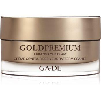 GA-DE Gold Premium crema de ochi pentru fermitate notino poza
