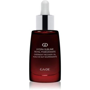 GA-DE Hydra Sublime Royal Pomegranate ulei hidratant si revitalizant pentru noapte notino poza