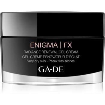 GA-DE Enigma Fx gel-crema iluminant pentru regenerarea și reînnoirea pielii notino poza