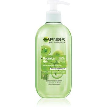 Garnier Botanical gel spumant de curatare pentru piele normală și mixtă imagine 2021 notino.ro