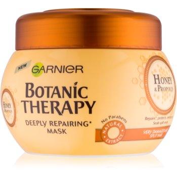 Garnier Botanic Therapy Honey masca regeneratoare pentru par deteriorat notino.ro