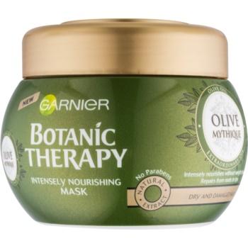 Garnier Botanic Therapy Olive masca hranitoare pentru păr uscat și deteriorat imagine 2021 notino.ro