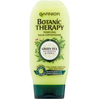 Garnier Botanic Therapy Green Tea balsam pentru par gras imagine 2021 notino.ro