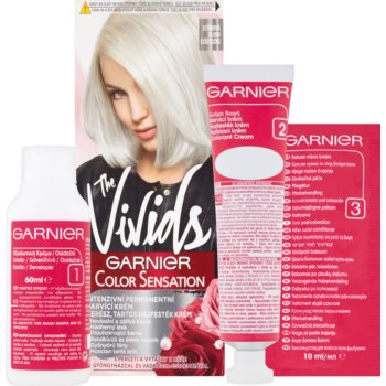 Garnier Color Sensation The Vivids culoare par imagine 2021 notino.ro