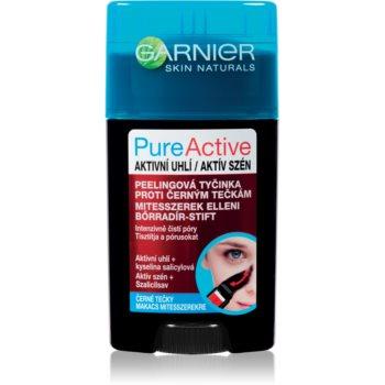 Garnier Pure Active Charcoal exfoliant stick impotriva punctelor negre imagine 2021 notino.ro