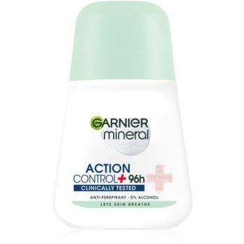 Garnier Mineral Action Control + antiperspirant roll-on imagine 2021 notino.ro