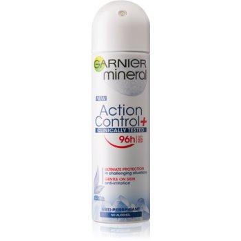 Garnier Mineral Action Control + spray anti-perspirant imagine 2021 notino.ro