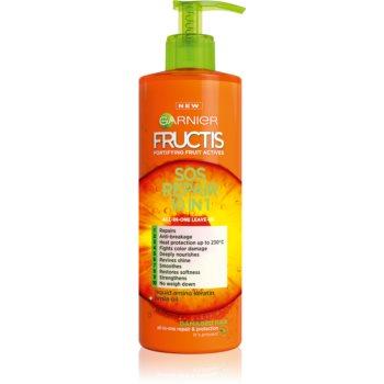 Garnier Fructis SOS Repair 10IN1 tratament pentru îngrijirea părului fără clătire notino.ro