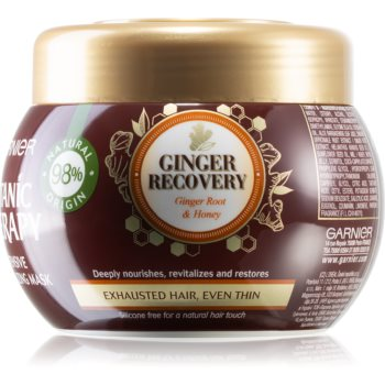 Garnier Botanic Therapy Ginger Recovery masca pentru par sensibil notino.ro