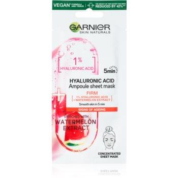 Garnier Skin Naturals Masca hidratanta cu efect revitalizant sub forma de foaie imagine 2021 notino.ro