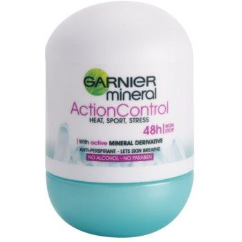 Garnier Mineral Action Control antiperspirant roll-on imagine 2021 notino.ro