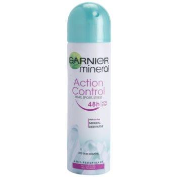 Garnier Mineral Action Control spray anti-perspirant imagine 2021 notino.ro