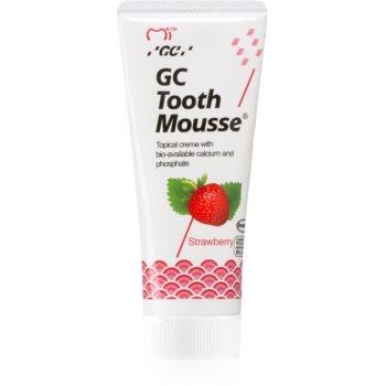 GC Tooth Mousse Crema protectoare de remineralizare pentru dinți sensibili fara flor imagine 2021 notino.ro