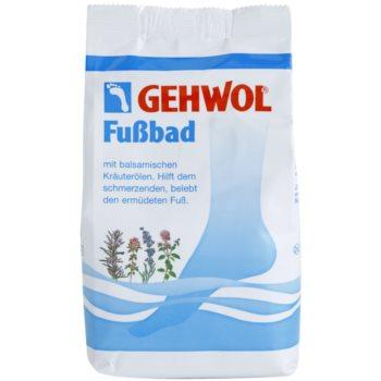Gehwol Classic baie pentru dureri de gat si picioare obosite cu extract de plante imagine 2021 notino.ro
