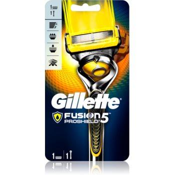 Gillette Fusion5 Proshield aparat de ras pentru barbati imagine 2021 notino.ro
