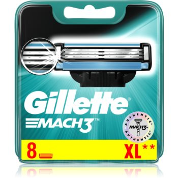 Gillette Mach3 rezerva Lama imagine 2021 notino.ro